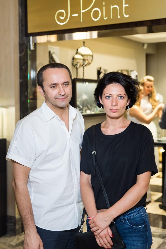 Андрей Звягинцев с супругой Анной