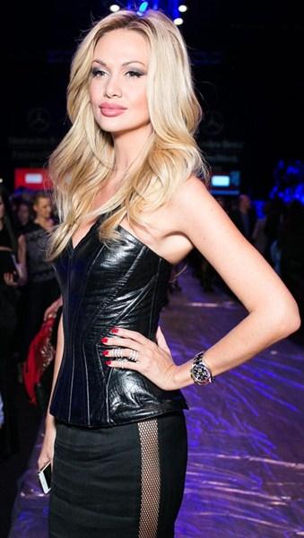 Российская телеведущая и модель Виктория Лопырева, 31