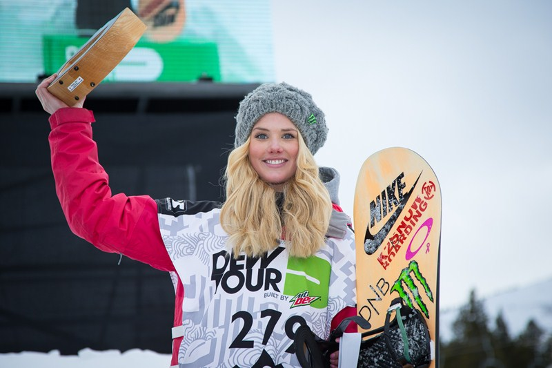 Сноубордистка Силье Норедаль, 21