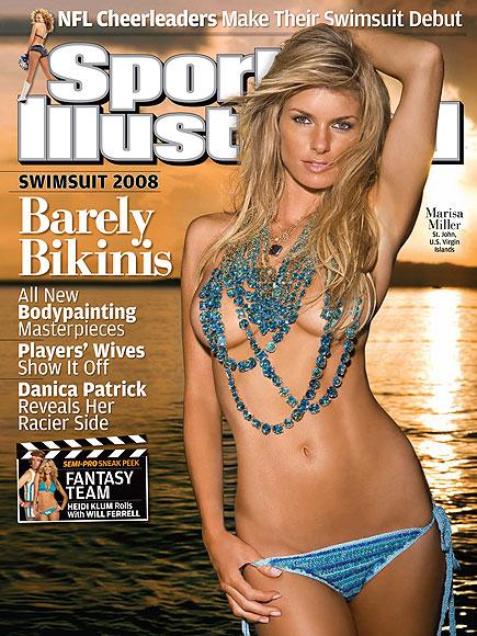 Модель Мариса Миллер (36), 2007