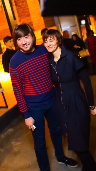 Михаил Друян и Инна Ассекритова