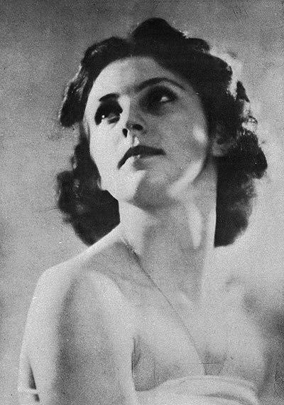 Ирина Бородулина, 1939 год