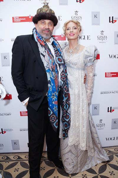 Павел Каплевич и Анастасия Рагозина