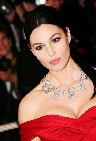 Актриса Моника Беллуччи, 50