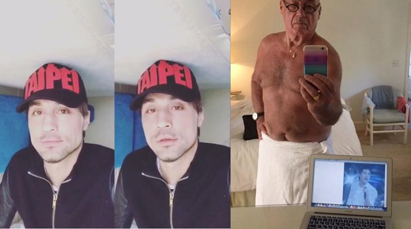 Дима Билан (33) восхищался крутизной Владимира Познера (80) и сражался с «кризисом полусреднего возраста».