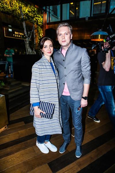 Сергей Светлаков с супругой Антониной