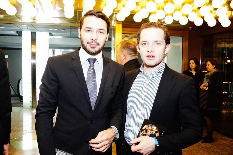 Майк Юрчук и Максим Кушнер