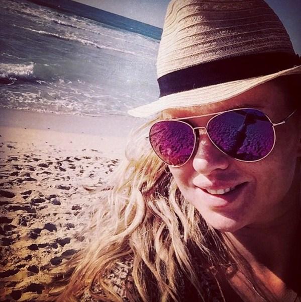 Анна Семенович мечтала о море и с нетерпением ждет отпуск.