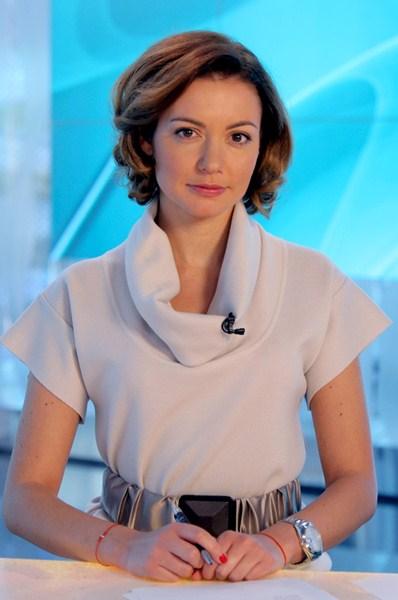 Российская телеведущая Таня Геворкян, 41