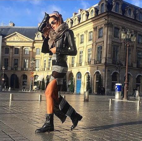 Модель Изабель Гулар (30)