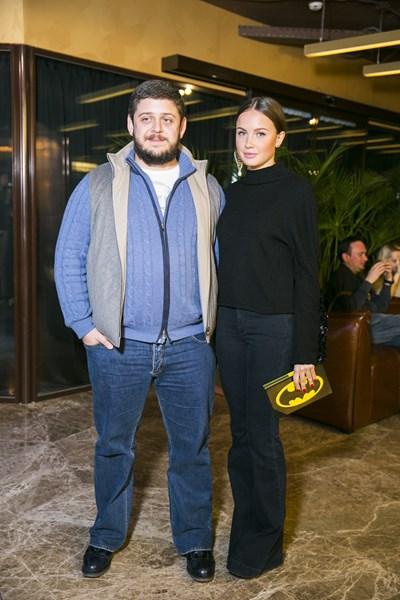 Илья Лихтенфельд и Марина Приемова