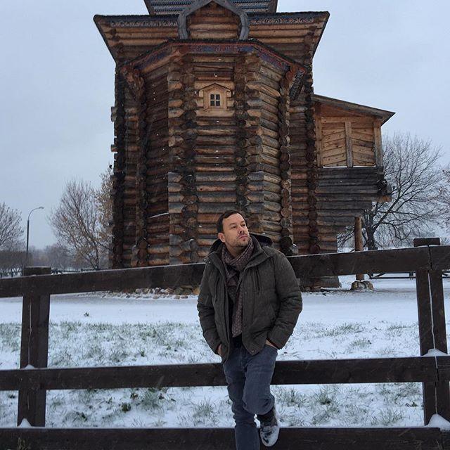Первый выходной Игоря Чапурина после долгой работы.