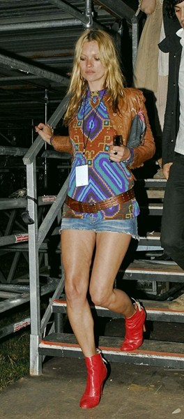 Супермодель Кейт Мосс, 41