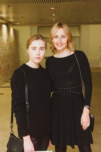 Оксана Бондаренко с дочерью Алиной