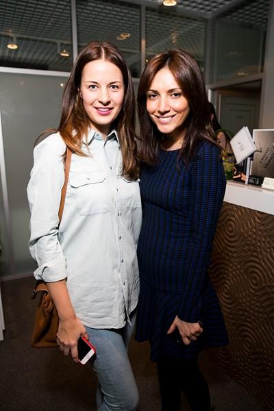 Татьяна Азатян и Карина Ошроева