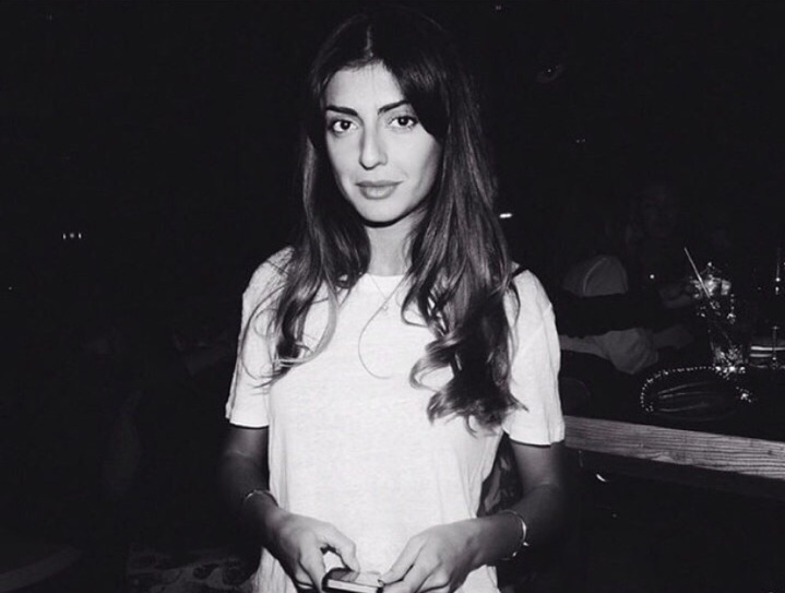 Нура Мухтарова [22] – азербайджанка. Стилист и совладелица Q-tab Lab