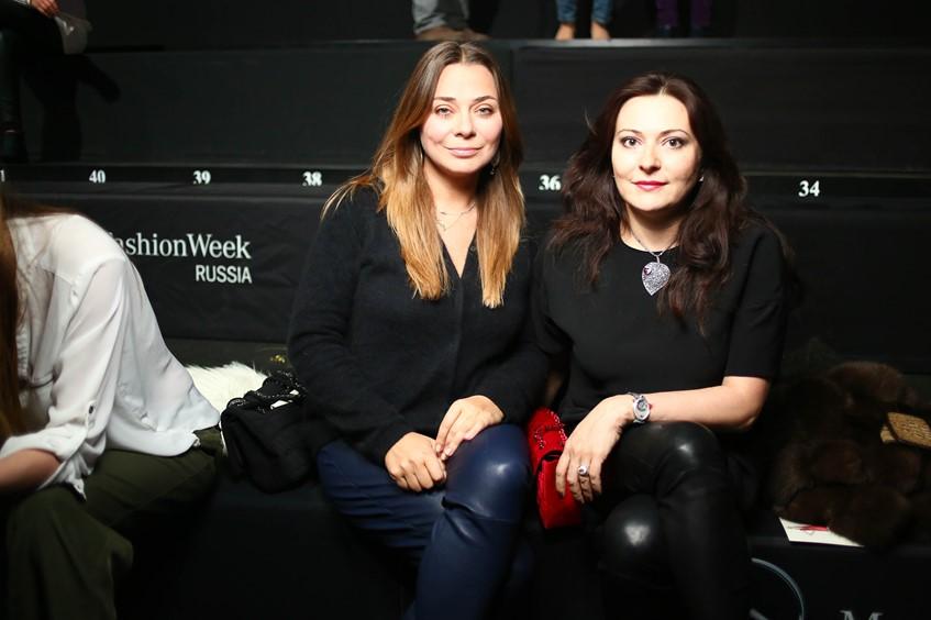 Наталья Лучанинова и Елена Ваевская