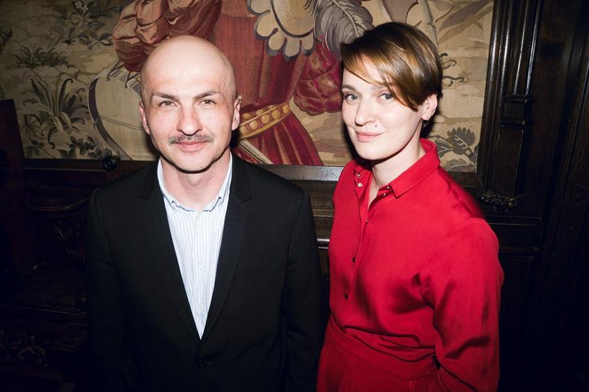 Анзор Канкулов и Екатерина Павелко