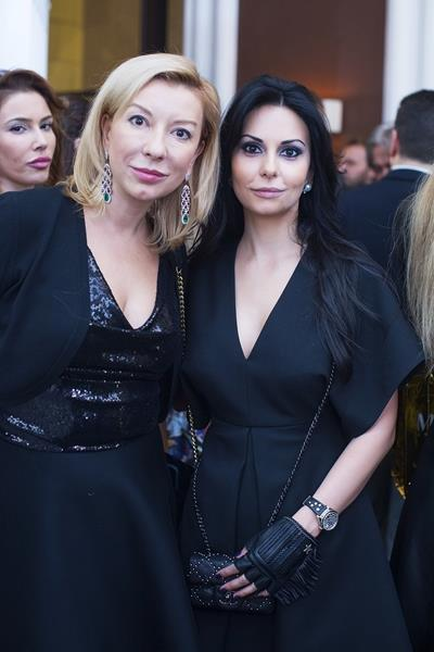 Марианна Осликовская и Нара Айгистова