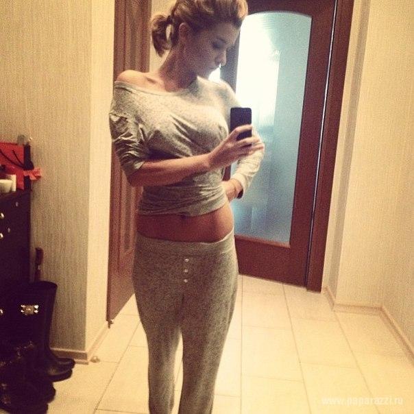 Ксения Бородина (31), телеведущая