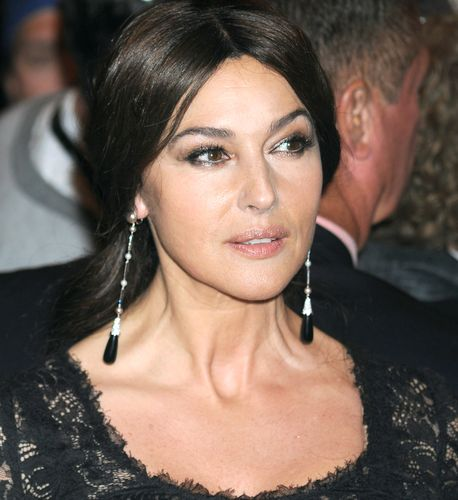 Актриса Моника Беллуччи (50)