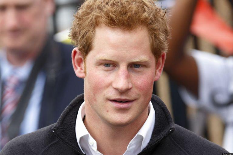 Принц Гарри, 30