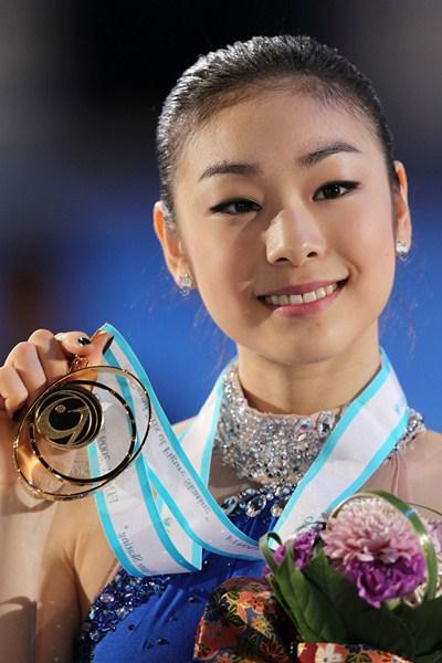 Фигуристка Ким Ён А, 24