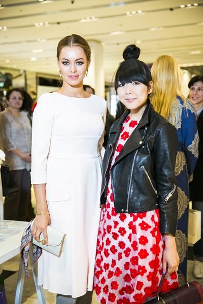 Анастасия Романцова и Сьюзи Баббл