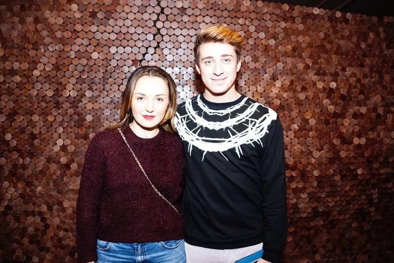 Катя Добрякова и Артем Королев
