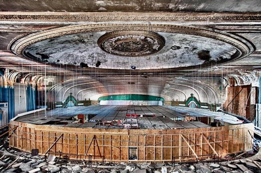 Театр Лондэйл в Чикаго.