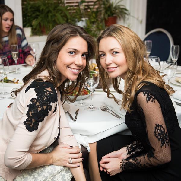 Алиса Ефимова и Дарья Хомучинская