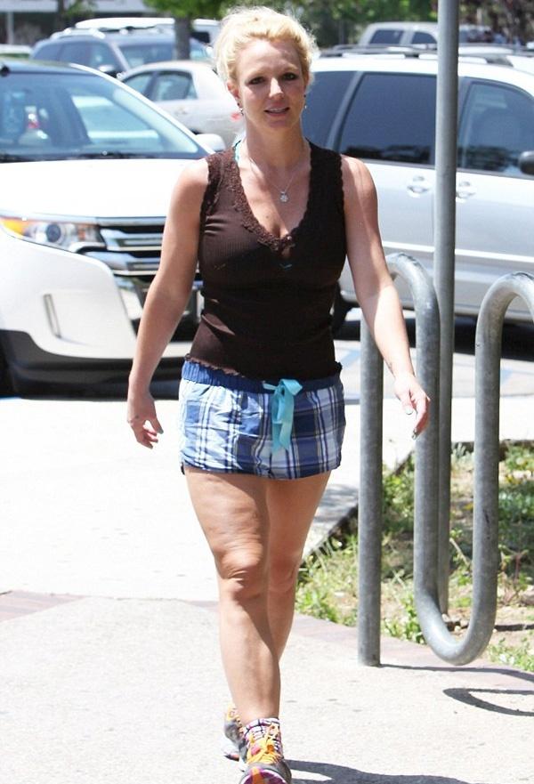 Певица Бритни Спирс, 33
