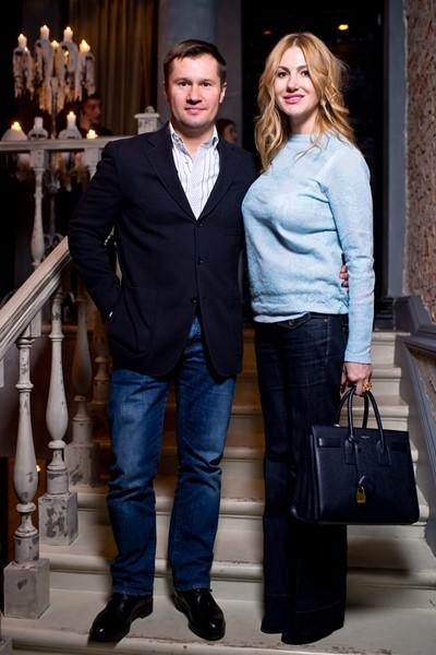 Алексей и Галина Смеховы