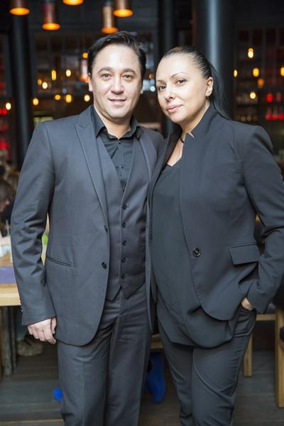 Анатолий Анищенко и Юлия Далакян
