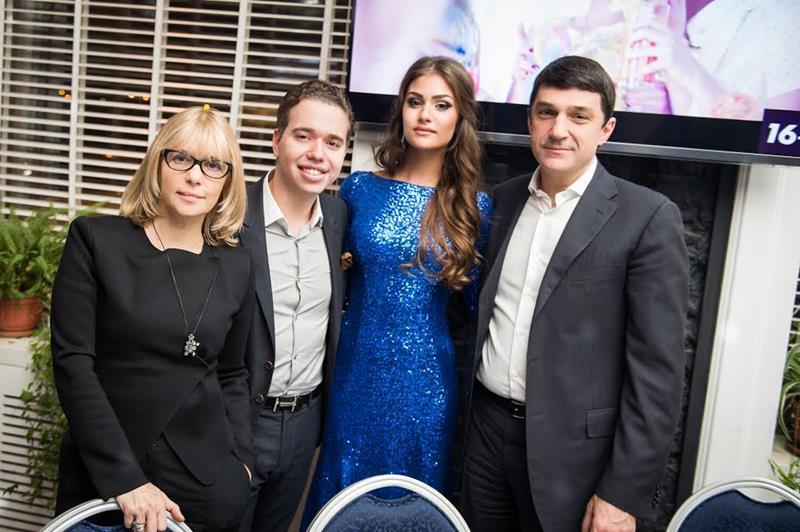 Вера Глаголева, Никита Шевченко и Настасия Шубская