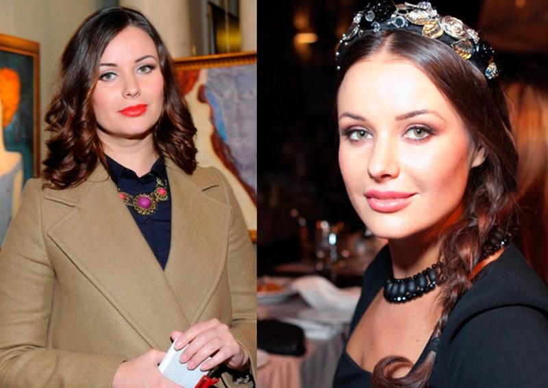 Модель, теведущая Оксана Фёдорова, 37