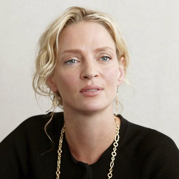 Актриса Ума Турман, 44