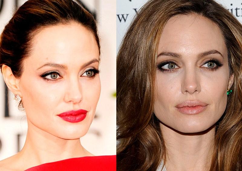Актриса Анджелина Джоли, 40