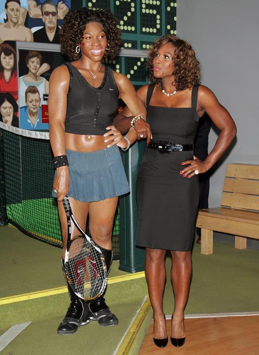 Серена Уильямс (33), американская теннисистка