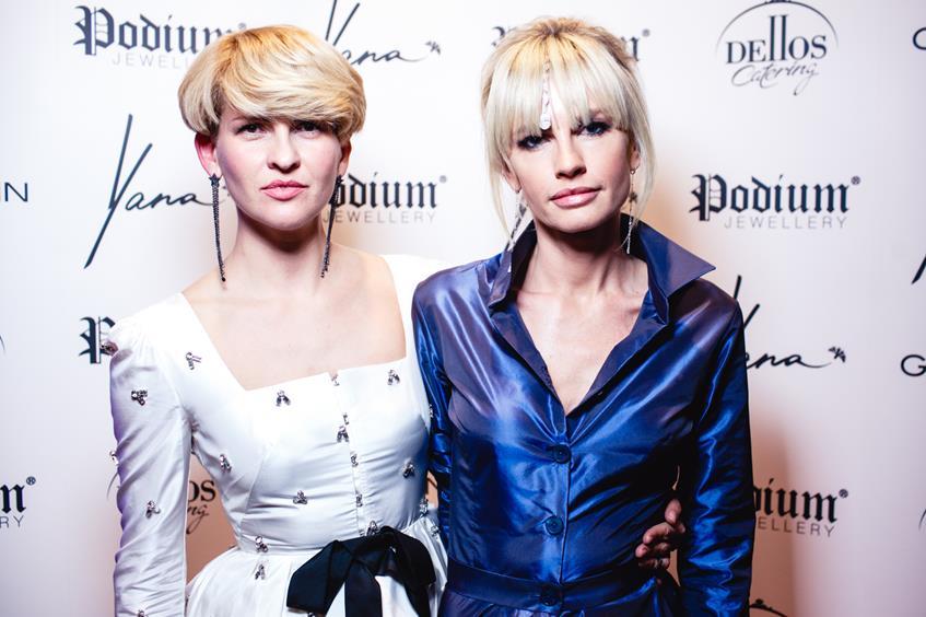 Полина Киценко и Яна Расковалова