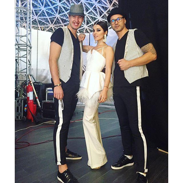 Сати Казанова отстрелялась на концерте «Партийная зона».