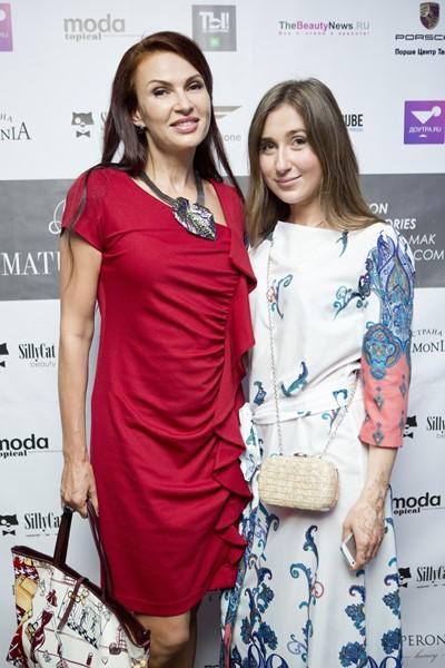 Эвелина Бледанс и Мариам Матурелли