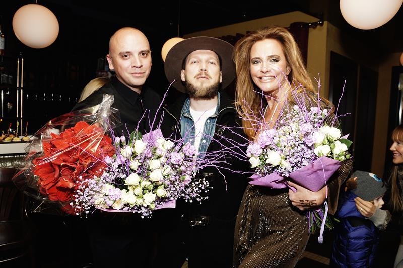 Ваня Афанасьев, Петр Аксенов и Виктория Шелягова