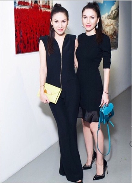 Марианна [28] и Мадина [28] Гоговы – абазинки. Владелицы Artwin Gallery.