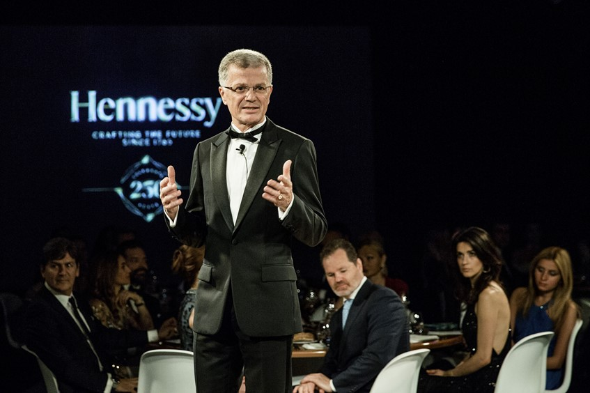 Президент Hennessy Бернар Пейон