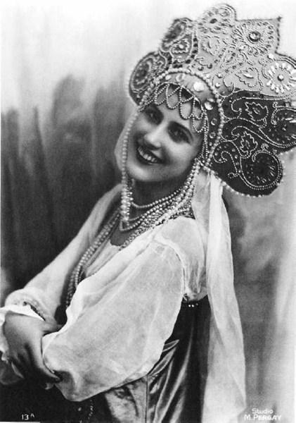 Нина Поль, 1932 год