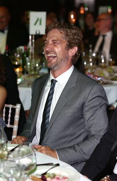 Актер Джерард Батлер, 45