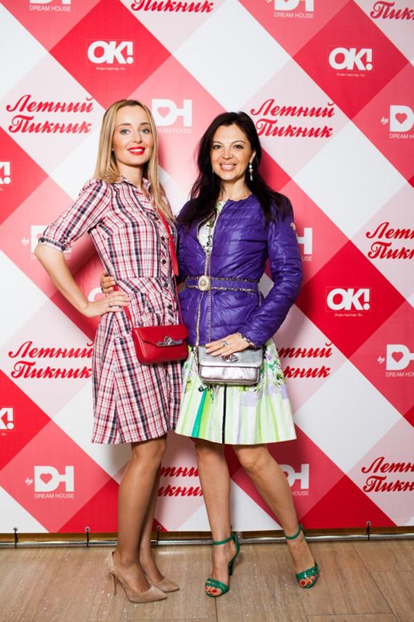 Поля Полякова и Алиса Толкачева