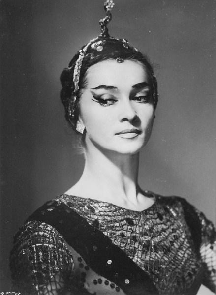 Балерина Ольга Савицкая, 83