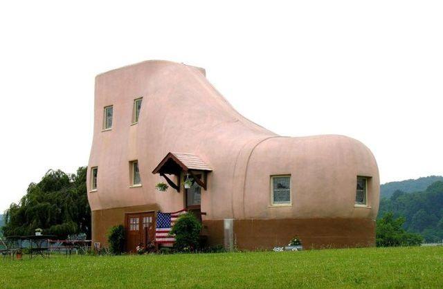 Дом-башмак (Пенсильвания, Соединенные Штаты).